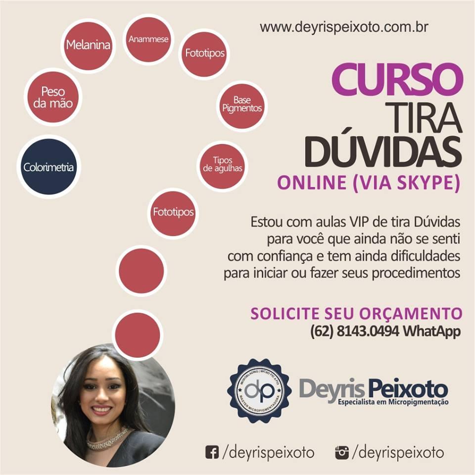 CURSO TIRA DUVIDAS